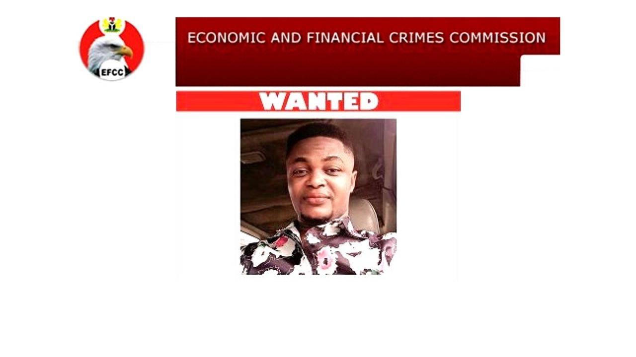 EFCC Nigeria Finally Publishes Pinkoin Founder on its Website's Top Wanted List