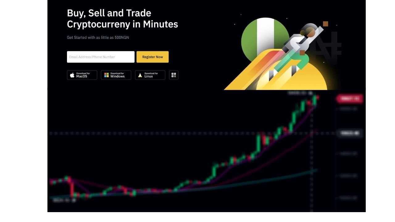 [WATCH] Binance Launches a Dedicated Binance Nigeria Homepage as Exchange Volumes Hit All-Time Highs Over $37 Billion
