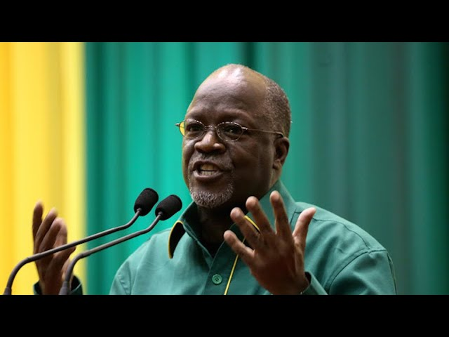 [WATCH] We Want to Grow Internet Usage from 43% to 80% by 2025 in Light of 4IR, Says Tanzanian President