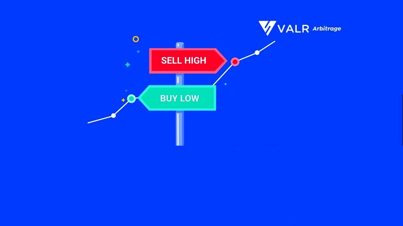 South's Africa's Leading Crypto Exchange, VALR, Launches an Arbitrage Trading Desk