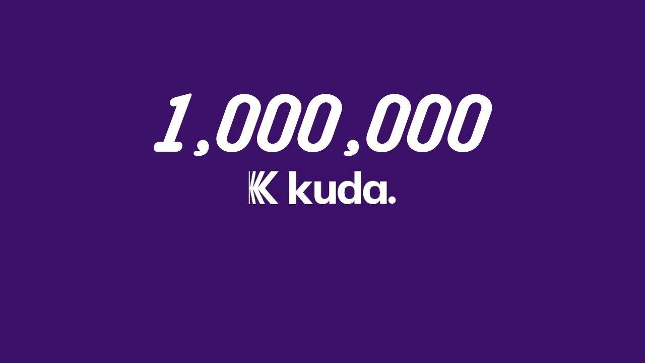 Nigerian Digital Bank, Kuda, Hits 1 Million Android App Downloads